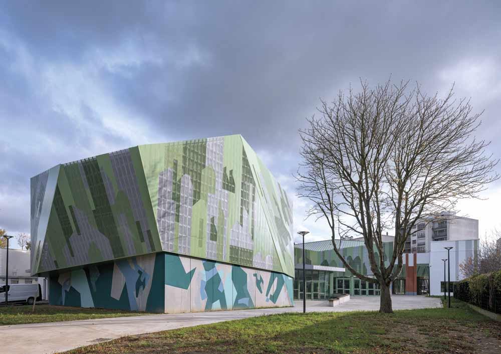 Le Pavillon, una trasformazione organica e sostenibile