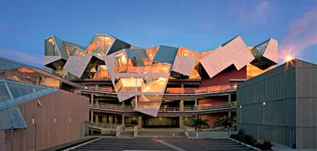 Pterodactyl un'architettura iconica per un'agenzia creativa