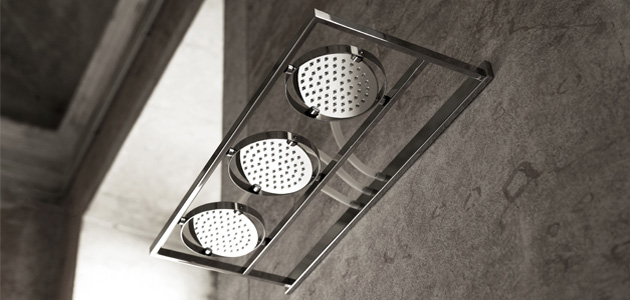 NU - THE NEW SHOWER HEAD