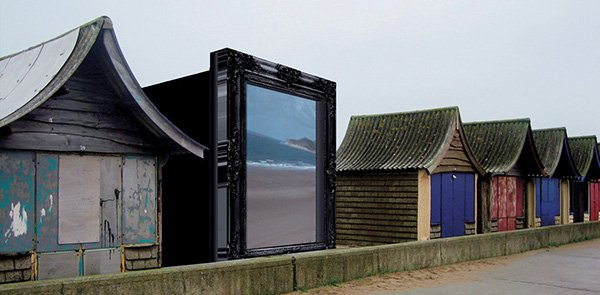 Beautiful Beach Hut Competition - Eyes Wide Shut