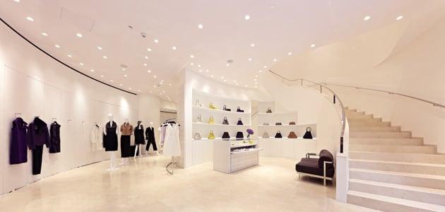 Flagship store Akris