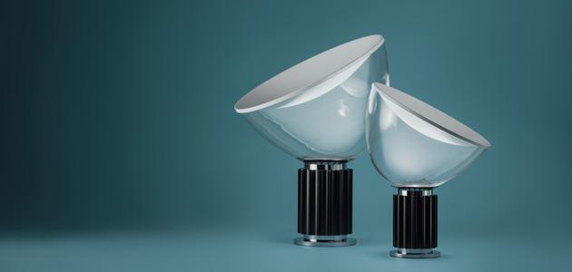 Taccia LED e Taccia Small di Flos