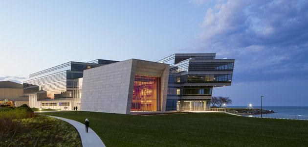 Northwestern University Patrick G. and Shirley W. Ryan Center for the Musical Arts