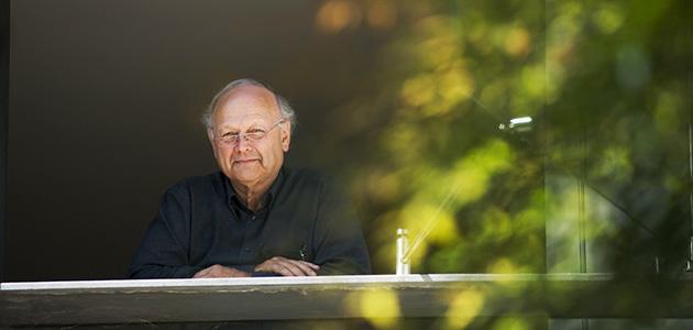 Lectio Magistralis di Glenn Murcutt a Cersaie 201