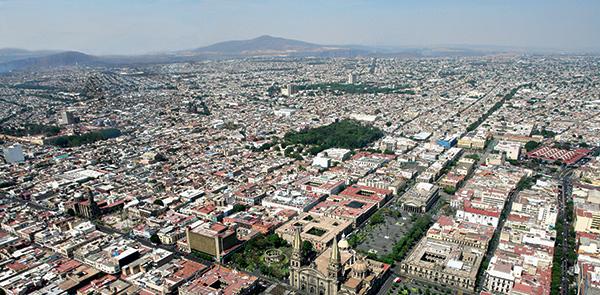 Guadalajara Mapping