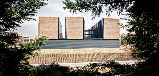 Municipio di Byblos Un mondo di relazioni dietro un'architettura