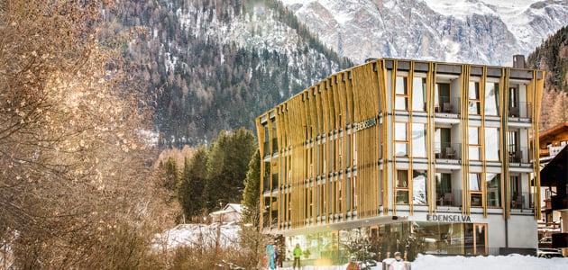 Hotel Mountain Eden Selva