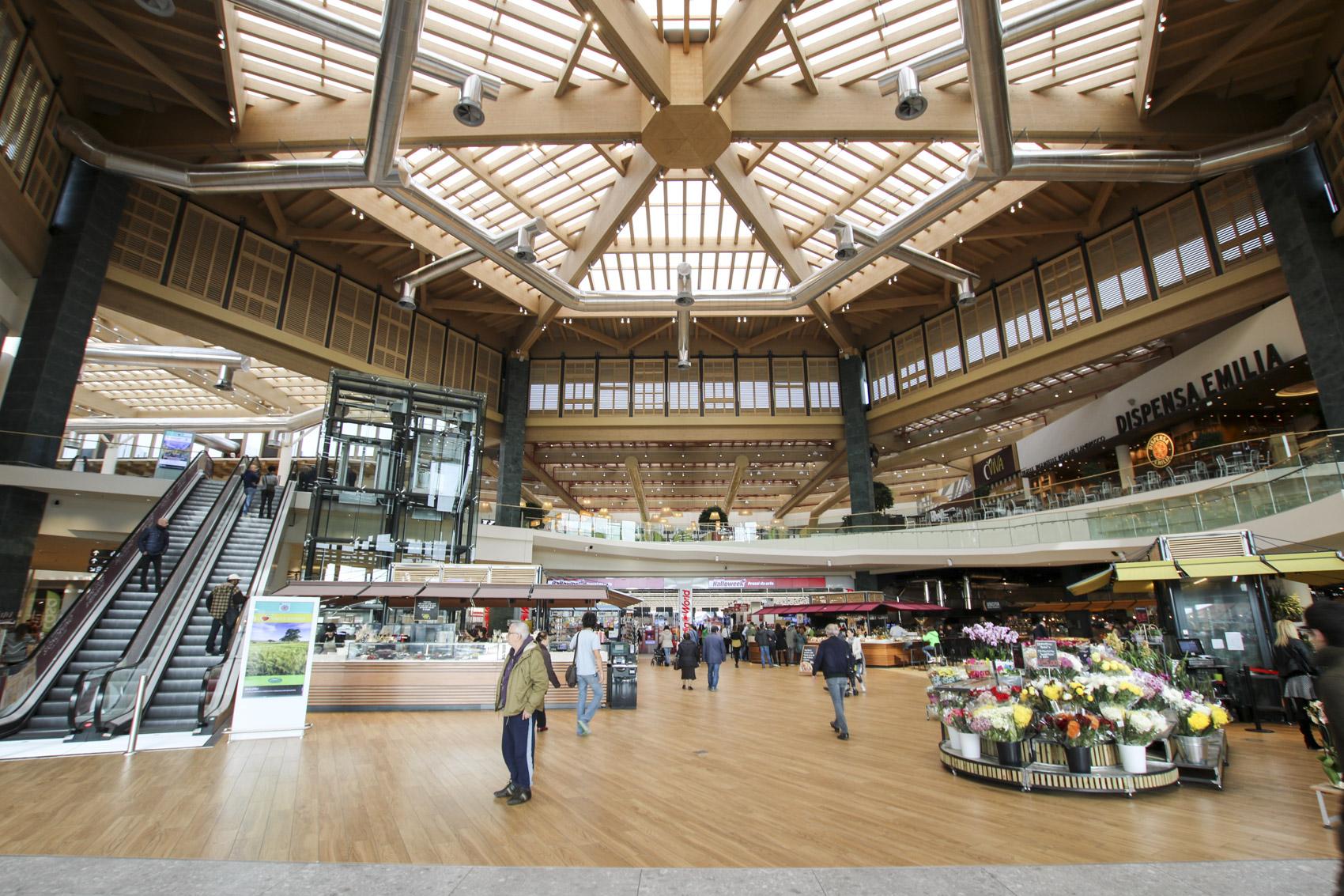 'Il Centro' ad Arese sceglie prodotti Saint-Gobain Glass   THE PLAN