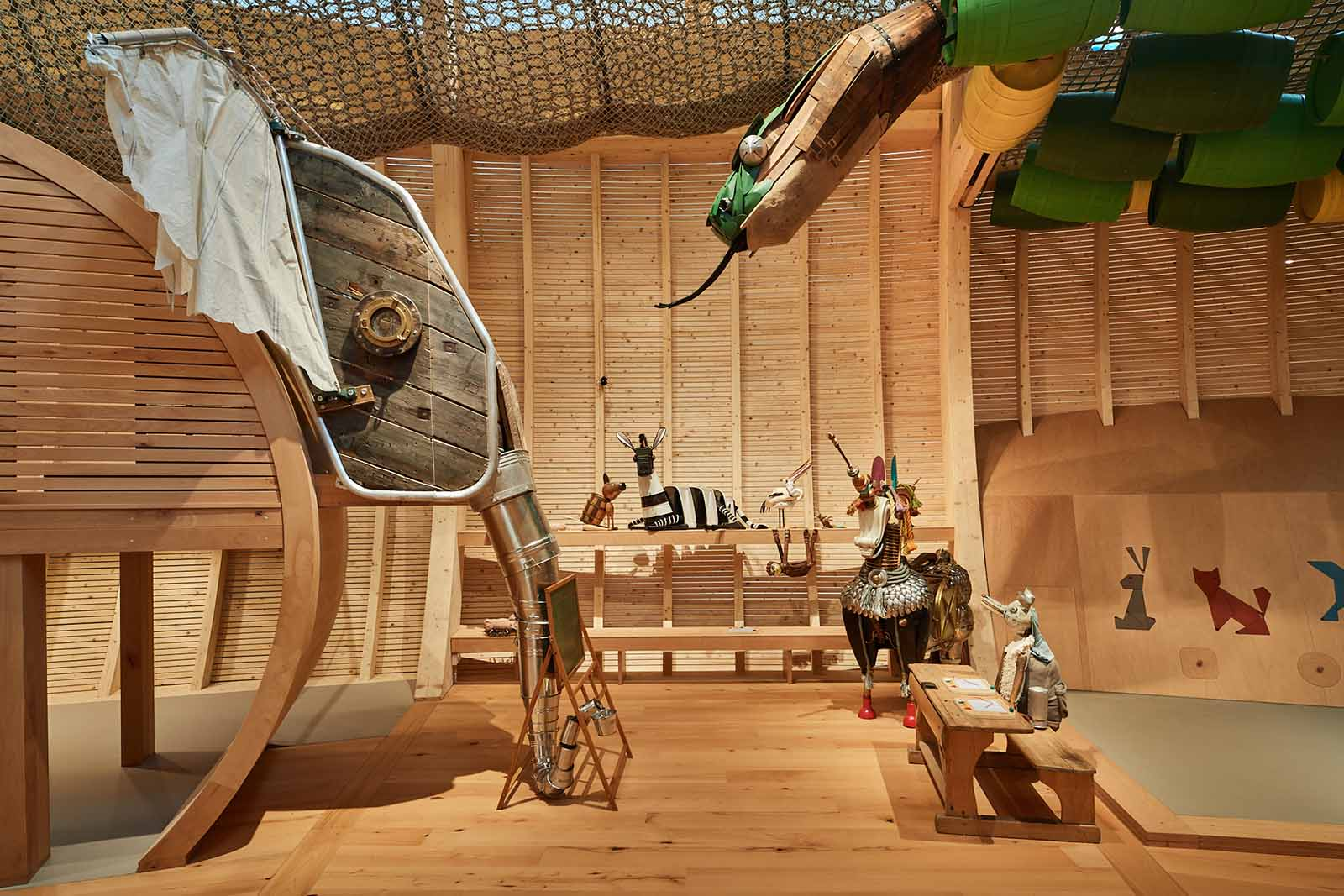ANOHA Children's World ignites imagination in youth of Berlin