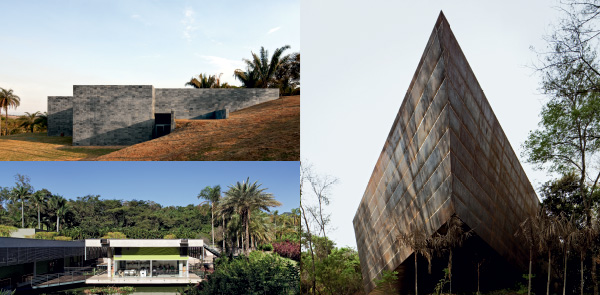 Inhotim Contemporary Art Center