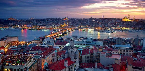 Le molte identità di Istanbul
