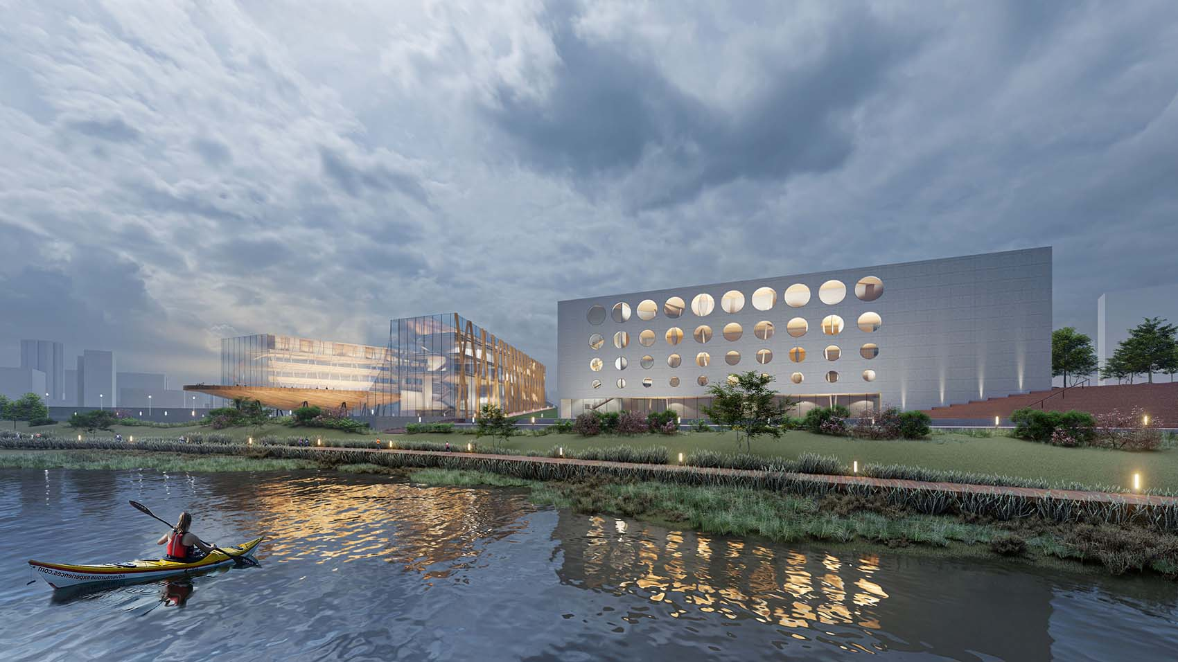 Marazzi wins a competition for an urban regeneration in Siberia