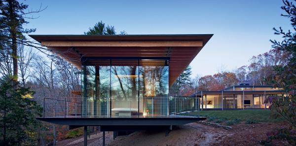 """Una nuova """"Glass House"""""""