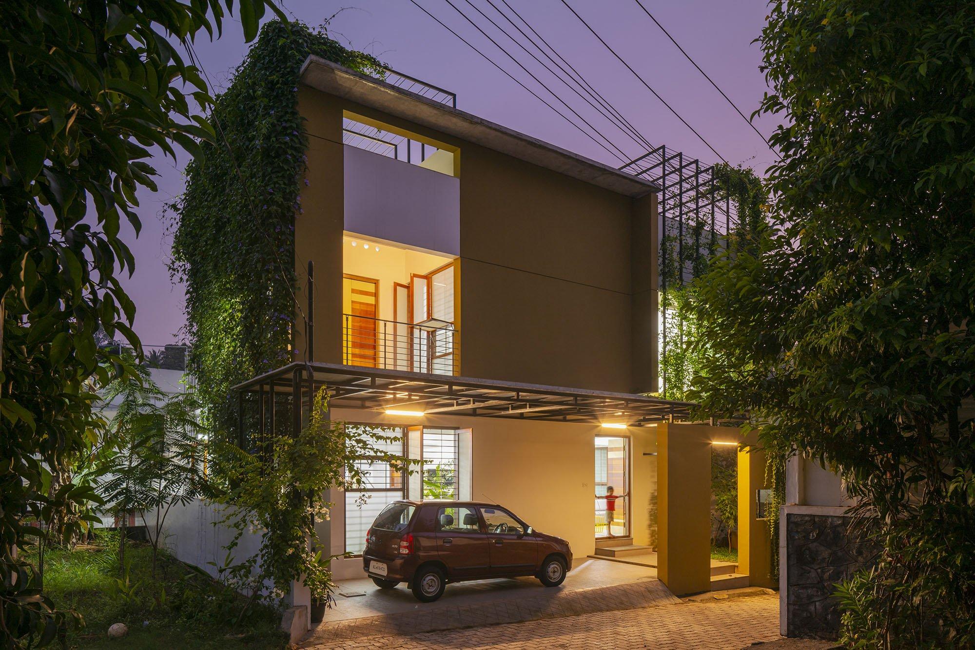 House That Rains Light, abitare nella natura senza eccedere