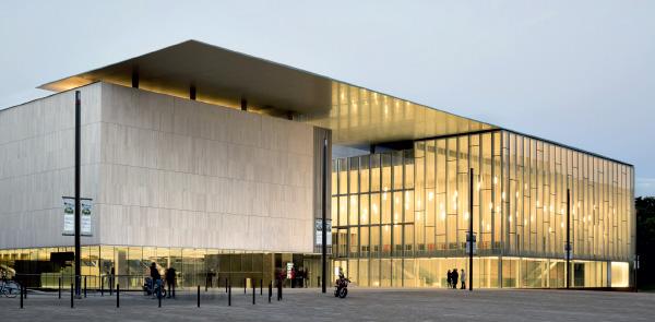 Centro Culturale Les Quinconces