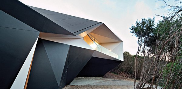 """Klein Bottle"" House"