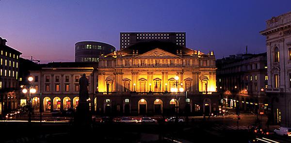 Il nuovo Teatro Alla Scala