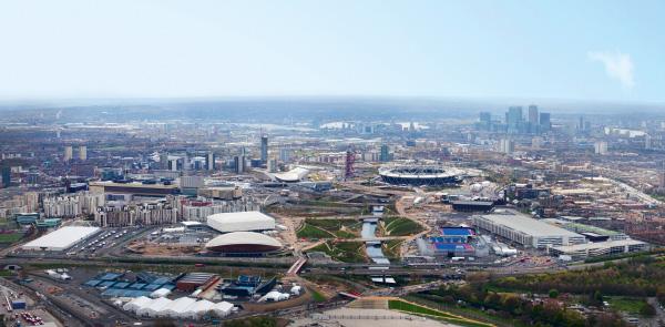 Olympic London - Intervista a Mario Kaiser, ODA* Principal Design Advisor