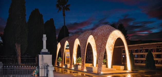 Cappella funeraria Memoria del passato e celebrazione di semplicità