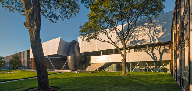TAUBMAN COMPLEX, lawrence technological university