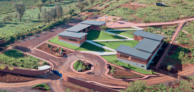 Campus di istruzione primaria e secondaria Black Rhino Academy