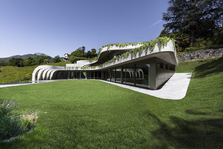 Libertà progettuale, creativa e compositiva: Villa