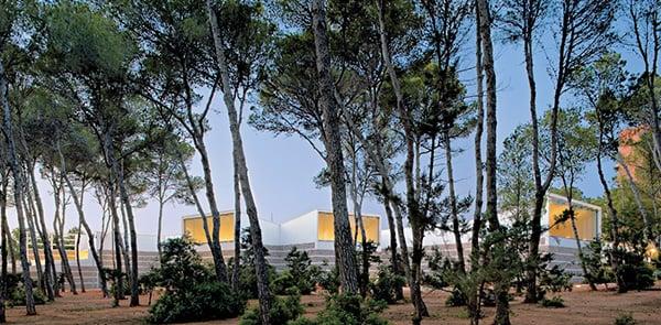Cultural Center Santa Eulalia del Rio