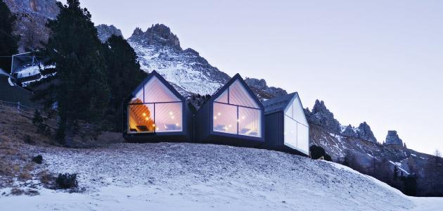 Rifugio alpino Oberholz