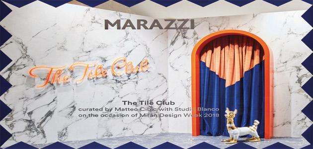 Marazzi presents: The Tile Club