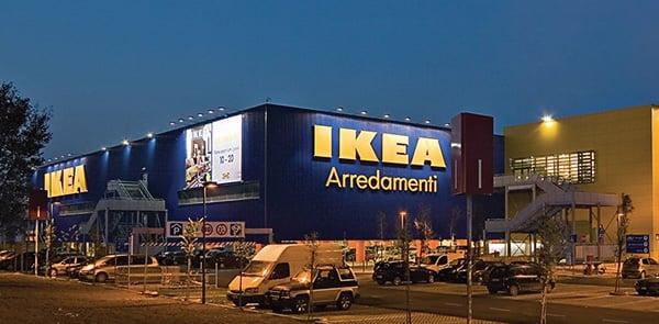 Ikea Store Camerano Italy Pasquale Piscitelli