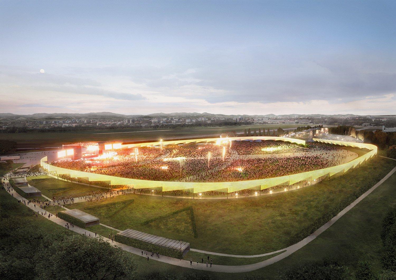Stadi, arene e infrastrutture sportive, architettura e tecnologia