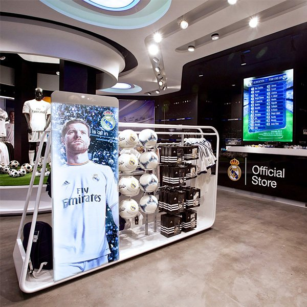 Real Madrid Official Store 14f8281769c