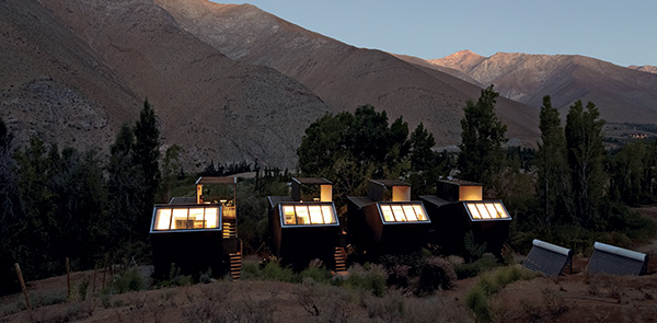 Elqui Domos Astronomical Hotel