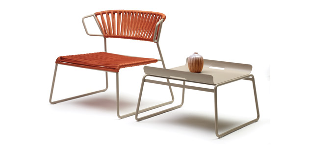 Lisa Lounge Filò di SCAB Design | THE PLAN