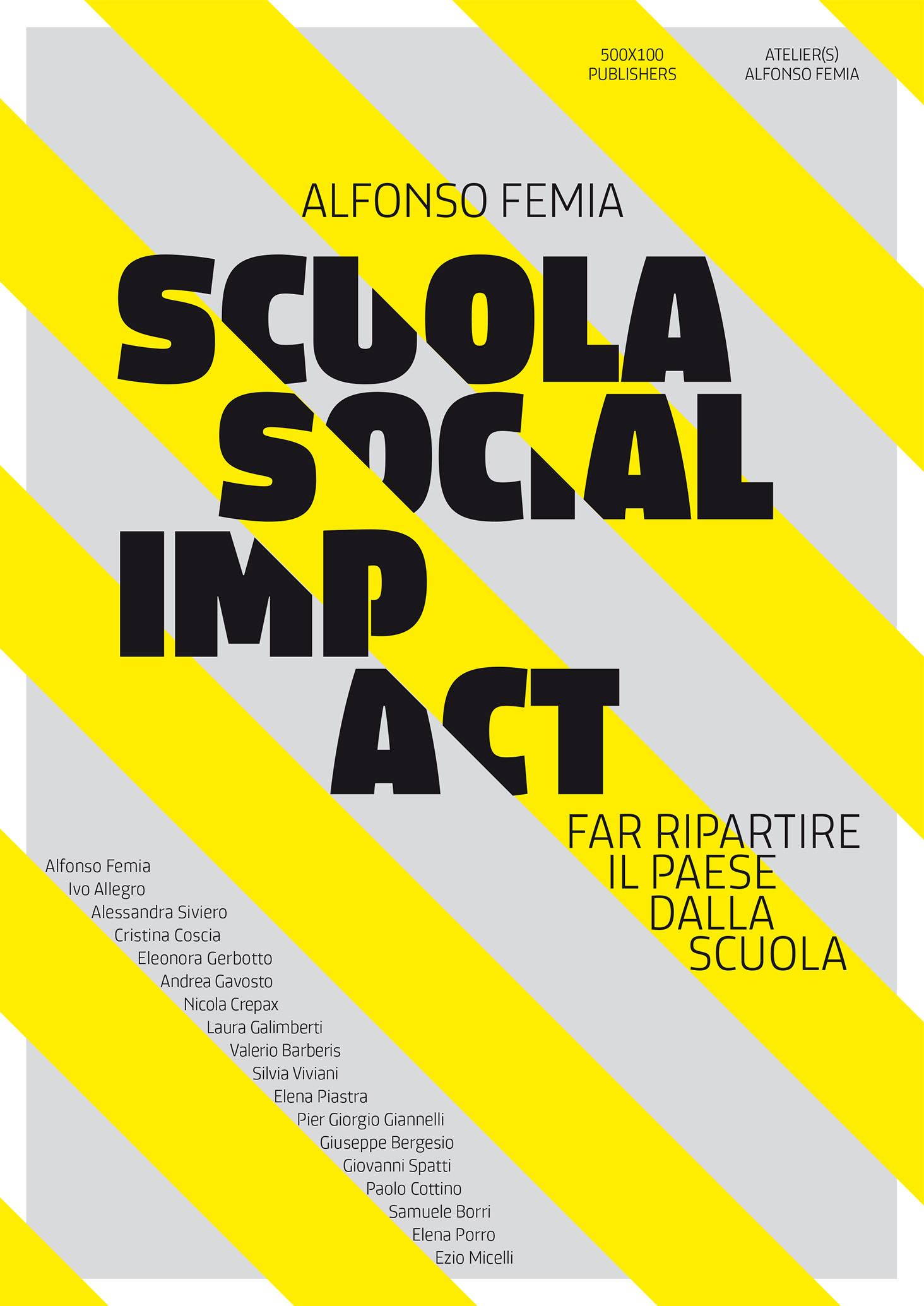 Scuola Social Impact, l'Italia riparte dall'edilizia scolastica