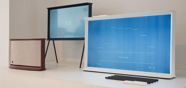 Serif TV di Samsung