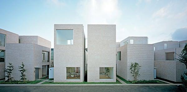 Seijo Town Houses