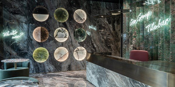 Iris Ceramica Group Milano, il nuovo flagship store in zona Brera