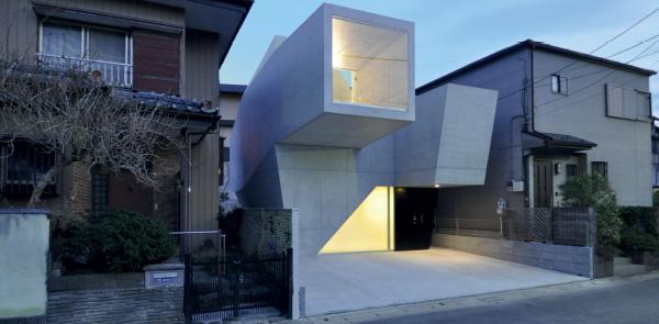 Sei case giapponesi