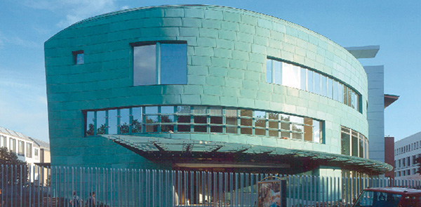 Hamburg City Warehouse