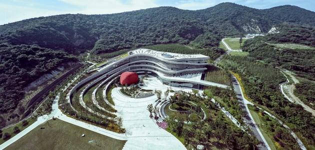 Fangshan Tangshan Museo nazionale e geoparco