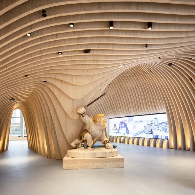 Wood City: un esempio di città sostenibile a Helsinki