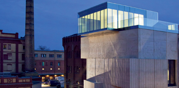 Tchoban foundation Museum for Architectural Drawing