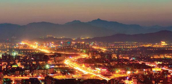 La Super-griglia come spazio architettonico di Pechino