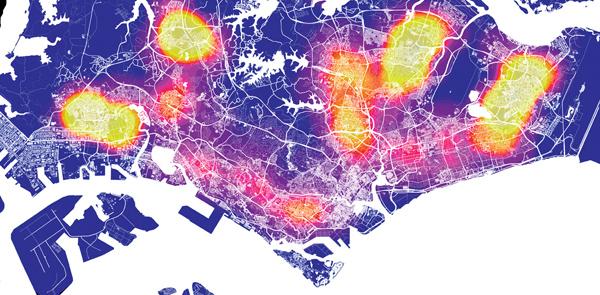 Singapore MAPPING - politiche di pianificazione tra contemporaneità e qualità della vita