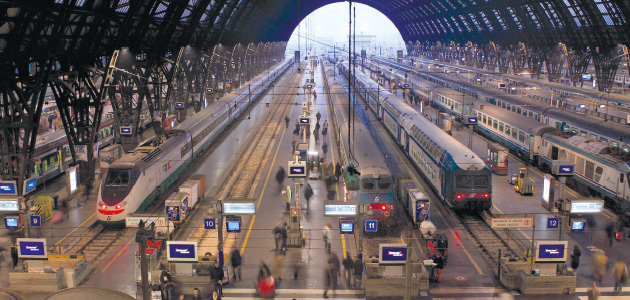RESTYLING THE CENTRAL STATION
