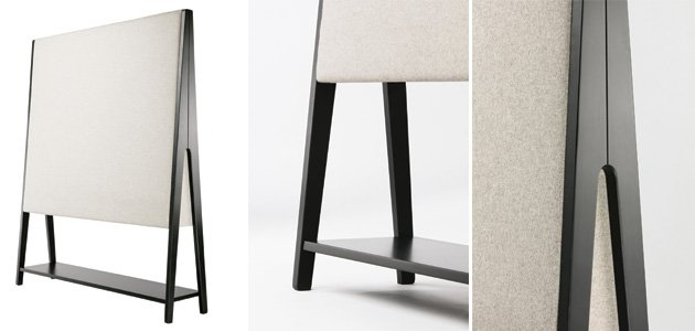 The new multi-talent CANOR for the office by Thonet