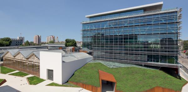 La Forgiatura: rigenerazione urbana di un'area industriale