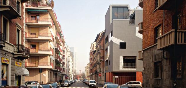 Complesso residenziale Casa Valdieri