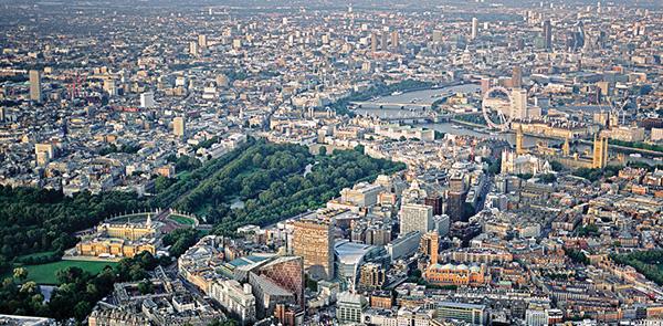 Londra: strategie urbane per il futuro